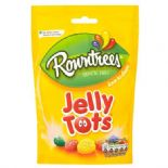 Rowntrees Jelly Tots Pouch Bag 150g
